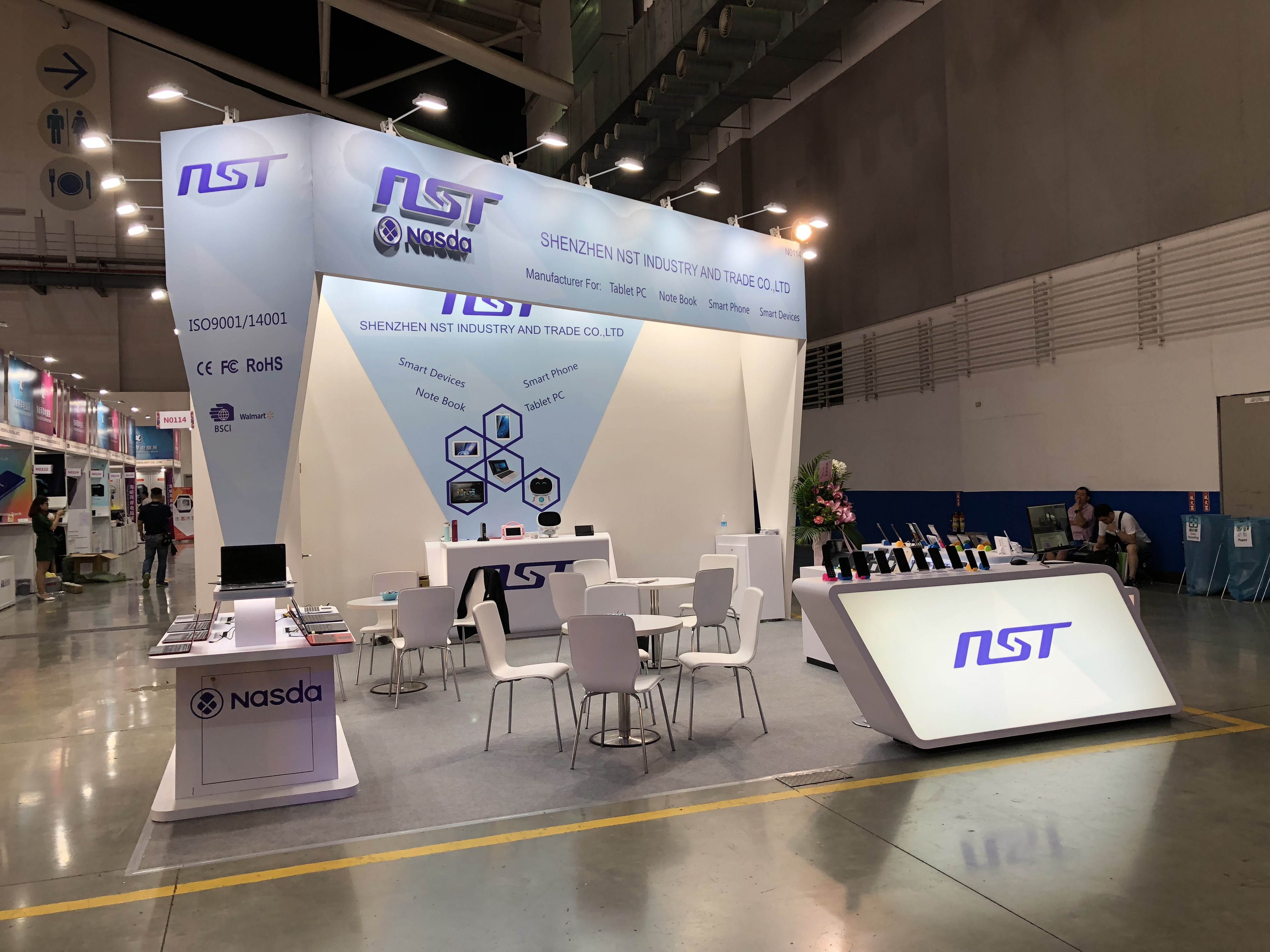 Booth site N0114