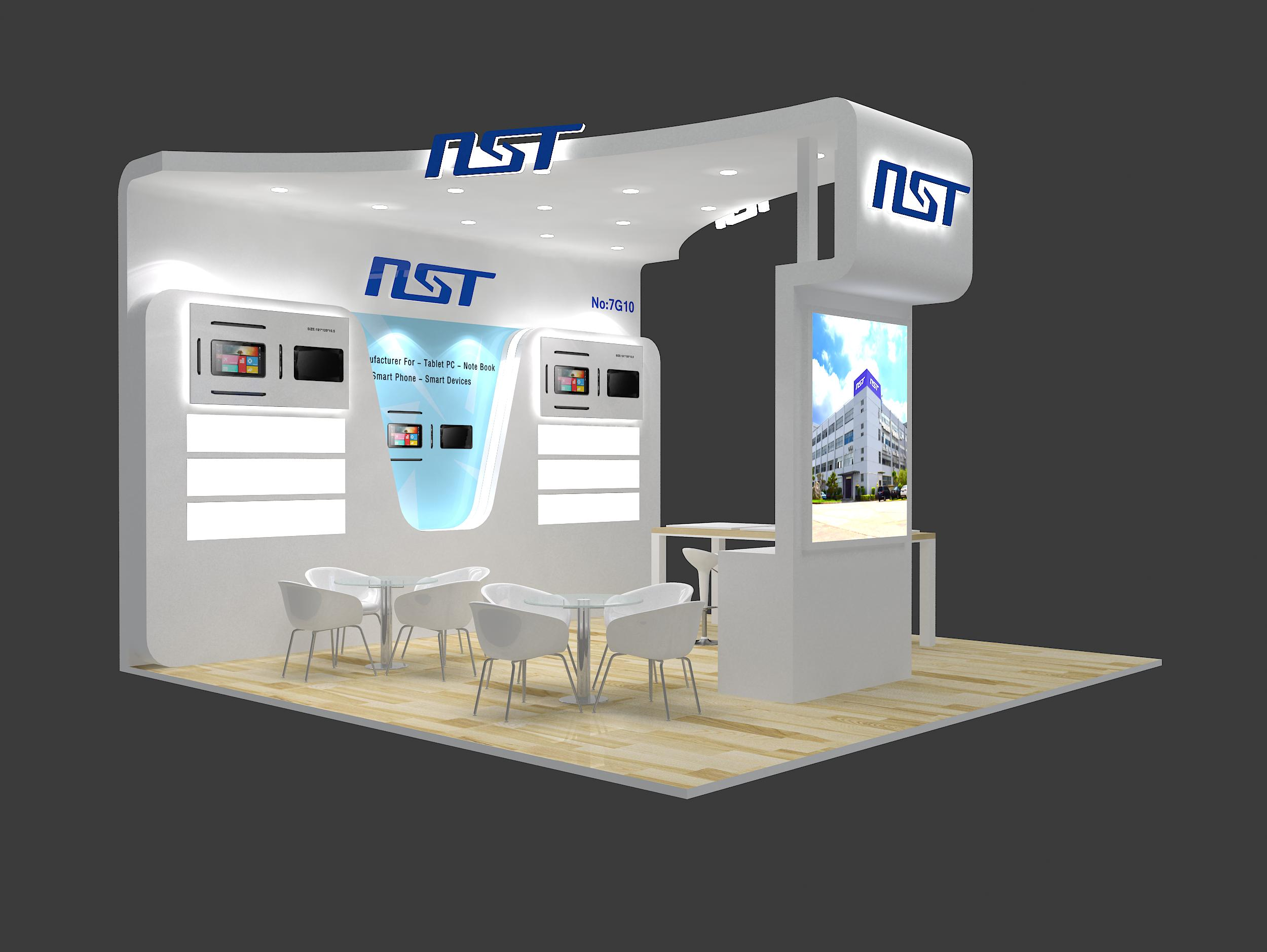 MWC2019;NST Booth:7G10
